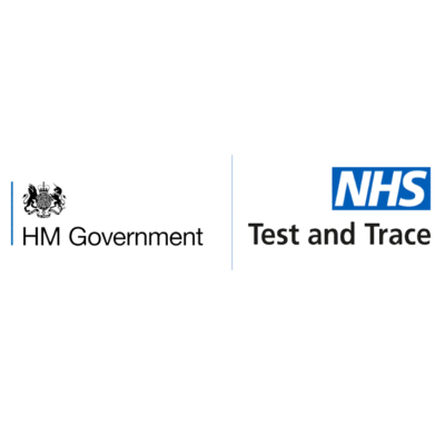 Logo for NHS Test and Trace