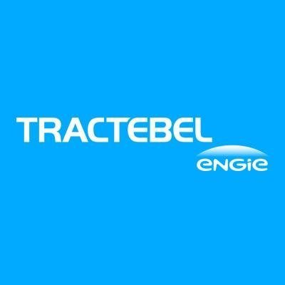 Logo for Tractebel Engineering