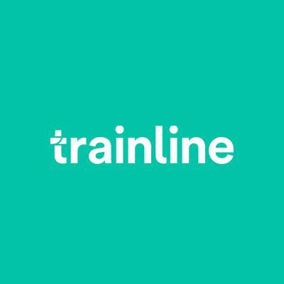 Logo for Trainline