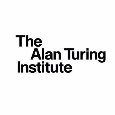 Logo for The Alan Turing Institute