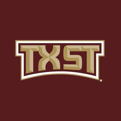 Logo for Texas State University