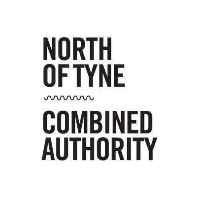 Logo for North of Tyne Combined Authority