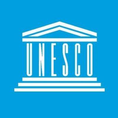 Logo for UNESCO
