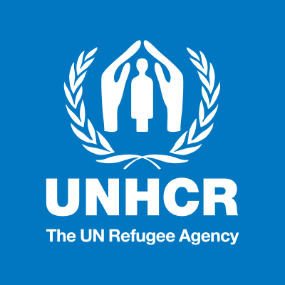 Logo for The United Nations High Commissioner for Refugees (UNHCR)