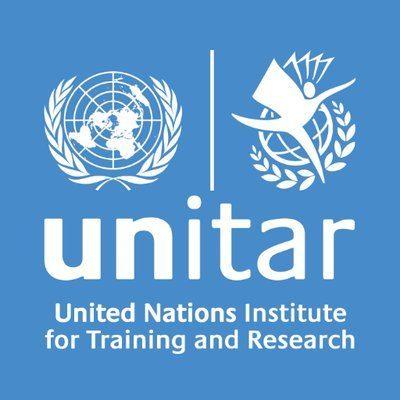 Logo for UNITAR