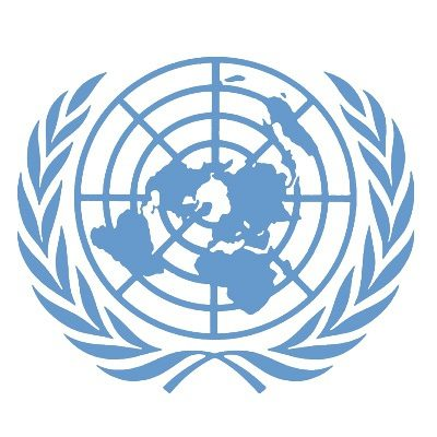 Logo for United Nations