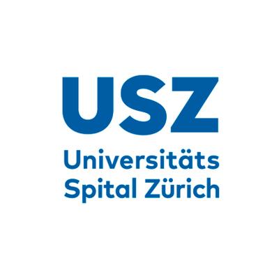 Logo for Universitätsspital Zürich