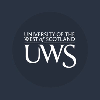 Logo for University of the West of Scotland (UWS)