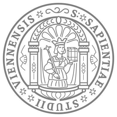 Logo for The University of Vienna