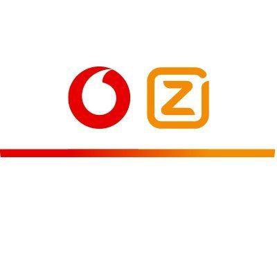 Logo for VodafoneZiggo
