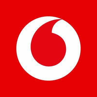 Logo for Vodafone