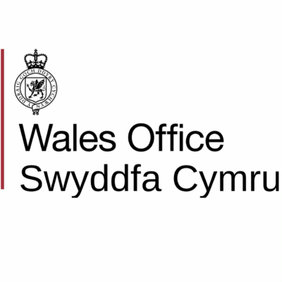 Logo for Wales Office