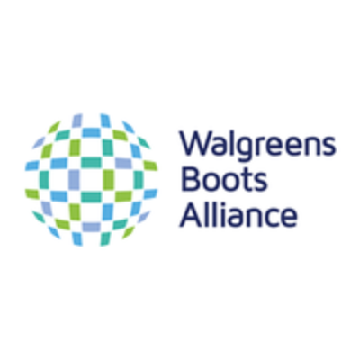 Logo for Walgreens Boots Alliance