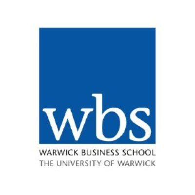 Logo for Warwick Business School, The University of Warwick
