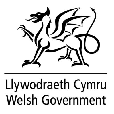 Logo for The Welsh Government