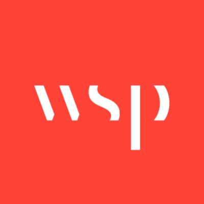 Logo for WSP