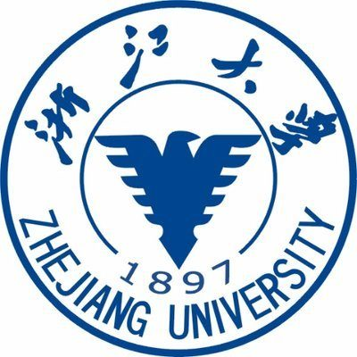 Logo for Zhejiang University, Center for Data Science