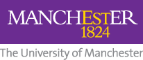 Logo for Logo University Of Manchester