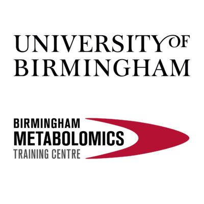 Logo for Birmingham Metabolomics Training Centre, University of Birmingham