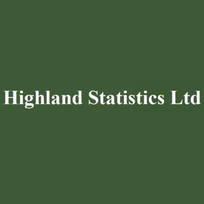 Logo for Highland Statistics Ltd