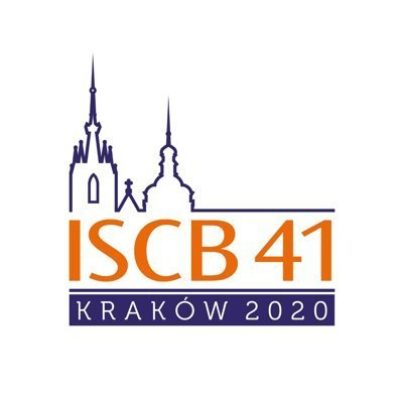 Logo for ISCB41