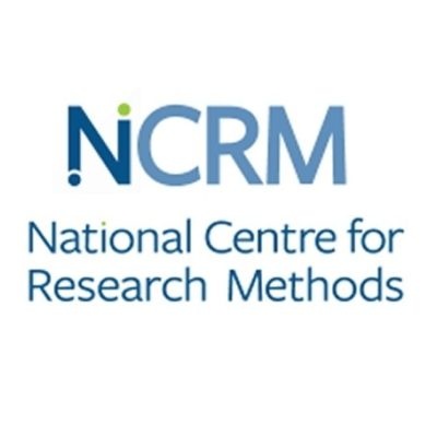 Logo for National Centre for Research Methods
