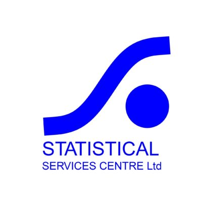 Logo for Statistical Services Centre Ltd