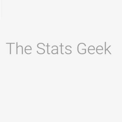 Logo for Jonathan Bartlett (The Stats Geek)
